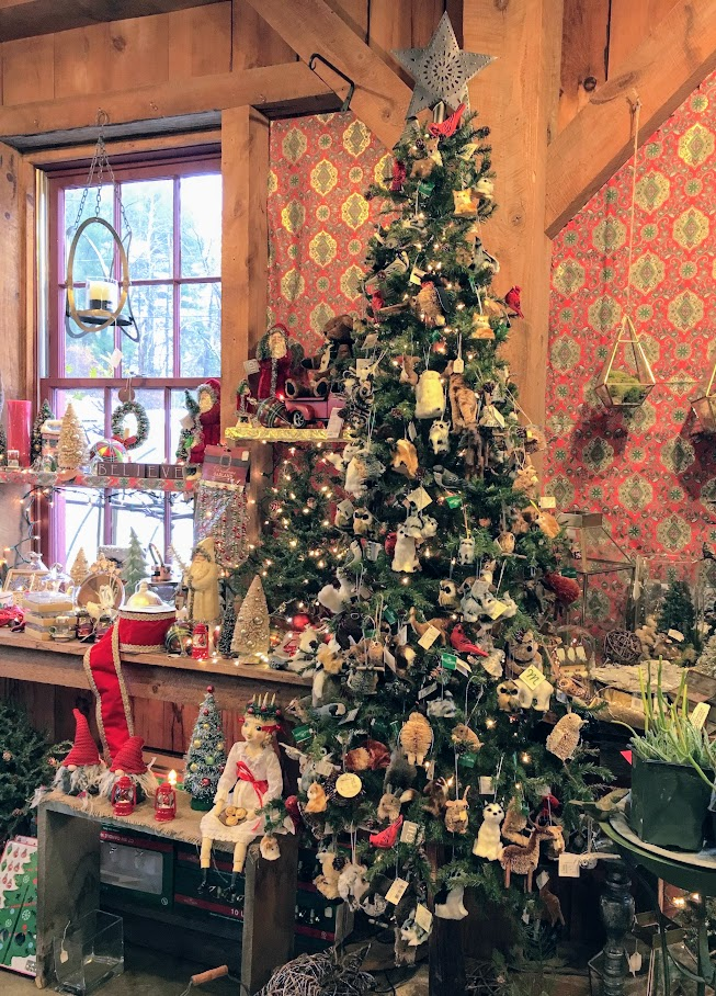 Holiday Shop at Windy Hill Farm